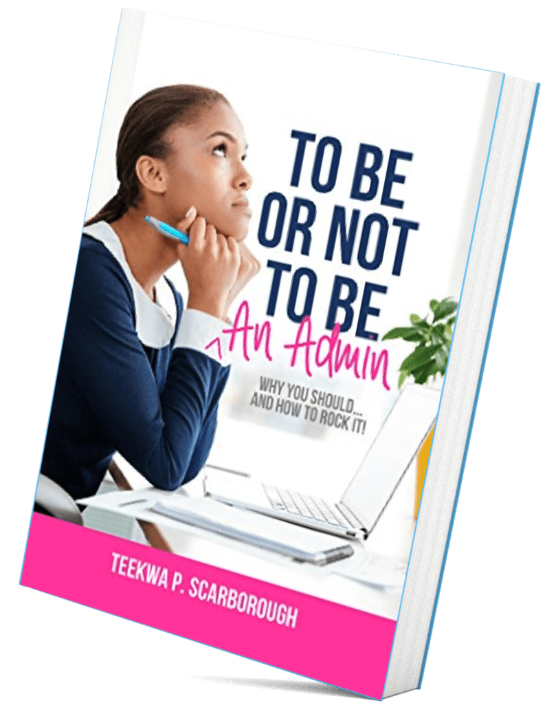 Download a FREE Chapter of: TO BE OR NOT TO BE AN ADMIN!